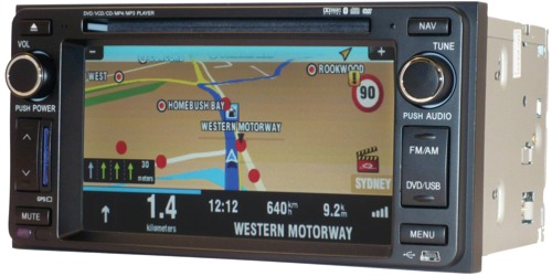 Polaris Head Unit >> Multi Function Systems Phone N Alarms
