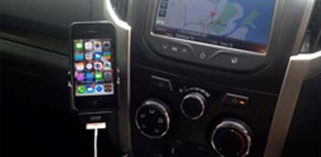 iPhone Car Kit Systems