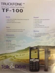 Tf 100 brochuere